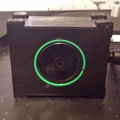 Impresiones 3D gratis Caja para el amplificador de guitarra de Hesslerk, rsheldiii