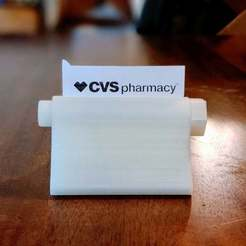 Download free 3D printing designs Rolly, the Receipt Roller / Organizer, rsheldiii