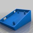 61d4cdcc0684d852d4e6783b7de9a8f0.png Télécharger fichier STL gratuit The Wedge - Séparons le boîtier de clavier sous tente • Objet pour impression 3D, rsheldiii