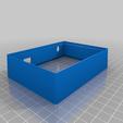 Télécharger fichier STL gratuit Séparons le boîtier du clavier - pièce du milieu • Objet à imprimer en 3D, rsheldiii