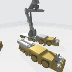 Assembled Mecha Bay Vehicles Set 01 with pilot-0.png Download OBJ file -MHBV01C- Mecha Hangar Bay Vehicles set 013D print Files • Design to 3D print, ilovegmrgm79