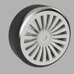 1.png Télécharger fichier STL Dérive de la voiture Rc Jante et pneus • Design pour imprimante 3D, afk620