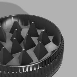 bottom v3.png Télécharger fichier STL BROYEUR DE MAUVAISES HERBES DU FILM HAROLD ET KUMAR • Objet pour impression 3D, afk620