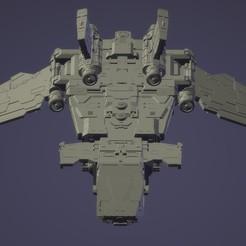 Screenshot_7.jpg Télécharger fichier STL Stormbird Sokard • Plan imprimable en 3D, kosorokos