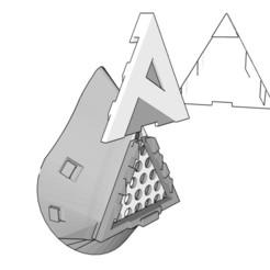 Descargar modelos 3D gratis Covid 19 Proyecto Amesis Máscara Máscara, Amesis_Project