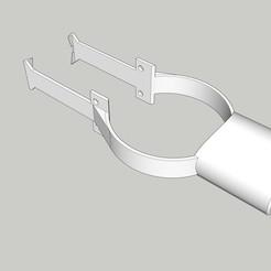 distribyteur crokette.jpg Download free STL file Kibble dispenser • 3D print template, Amesis_Project