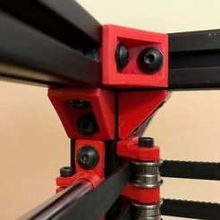 IMG_0477.jpg Télécharger fichier STL gratuit Cornière 2020 M4 • Modèle imprimable en 3D, Zargony