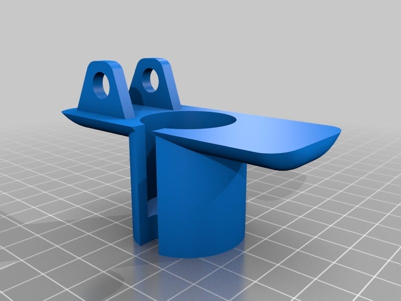 fecd8cd591c96fc1409a8fcd543f0a54.png Télécharger fichier STL gratuit Moken (Kayak) Support de dalot pour transducteur • Modèle pour impression 3D, LilMikey