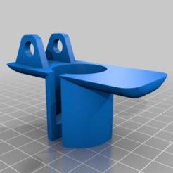 Télécharger fichier STL gratuit Moken (Kayak) Support de dalot pour transducteur • Modèle pour impression 3D, LilMikey