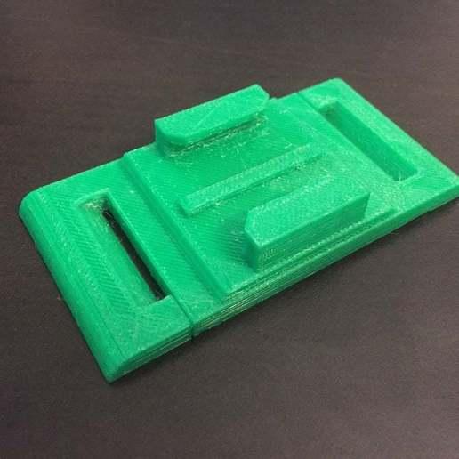 IMG_2675.JPG Télécharger fichier STL gratuit Monture GoPro Taut Strap • Plan pour imprimante 3D, LilMikey