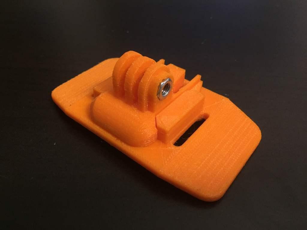 IMG_2477.JPG Télécharger fichier STL gratuit GoPro Snap Base • Design pour impression 3D, LilMikey