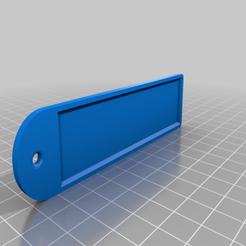 Imprimir en 3D gratis Etiqueta de la carpeta, LilMikey