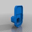 Télécharger plan imprimante 3D gatuit Couvercle de batterie Ryobi 18v ONE+ Snap, LilMikey