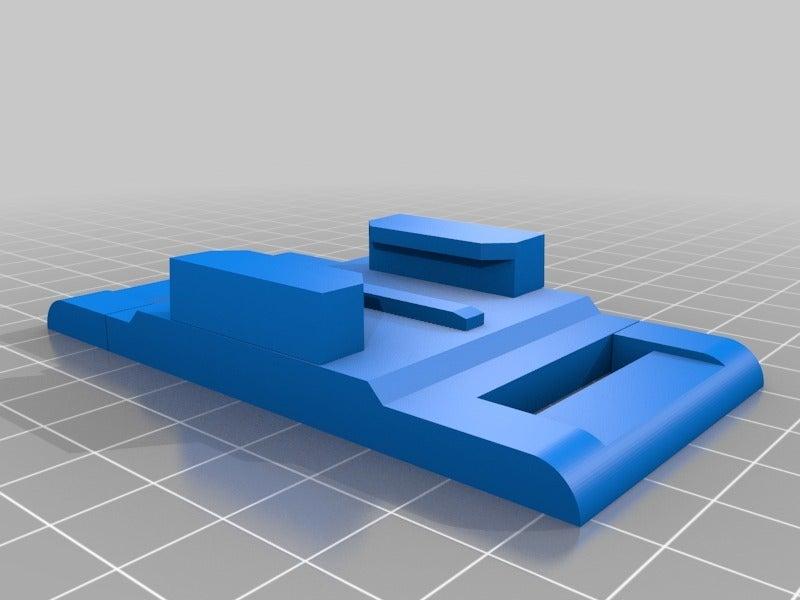 bdcff5a3a7eac1a3d53b842a4a9f5305.png Télécharger fichier STL gratuit Monture GoPro Taut Strap • Plan pour imprimante 3D, LilMikey