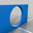 """Télécharger plan imprimante 3D gatuit Modèles de routeurs de trous de 4"""" et 4,5, LilMikey"""