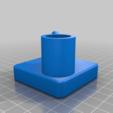 """Télécharger fichier STL gratuit Poteau de piquetage pour la pêche en kayak (1/2"""" EMT) • Plan à imprimer en 3D, LilMikey"""