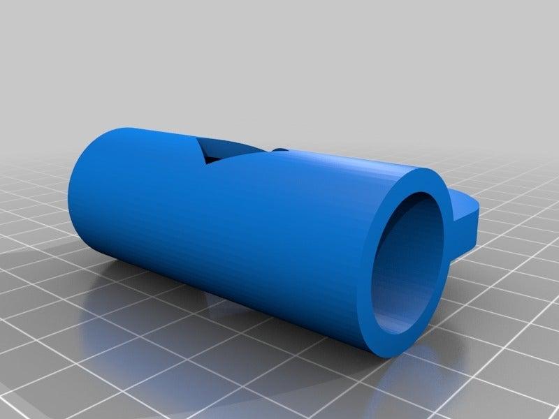 """26a9b12bb16bb3537f963fead6ee5bdf.png Télécharger fichier STL gratuit Poteau de piquetage pour la pêche en kayak (1/2"""" EMT) • Plan à imprimer en 3D, LilMikey"""