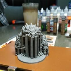 Download free STL file Hezrou • 3D printing object, u25