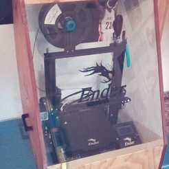 Descargar modelos 3D Logo Ender 3, javije15