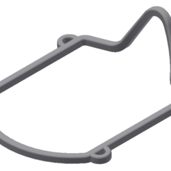 Face mask holder Rev.04.png Download STL file Face mask holder • 3D printing object, hioctane46