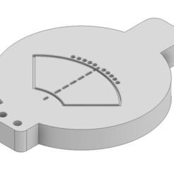 Immagine.jpg Download STL file Ford Washer Bottle Cap • 3D printable model, hioctane46