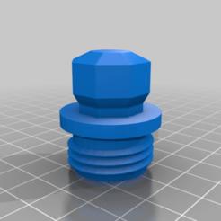 Download free STL file Estus Flask Led Lid Remix • 3D printing template, AgentPothead