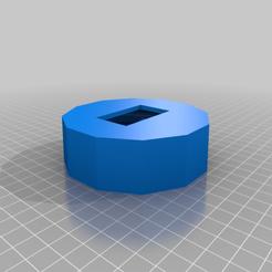 Jar_Lid_Hygrometer.png Download free STL file Jard Lid Hygrometer • 3D printing template, AgentPothead