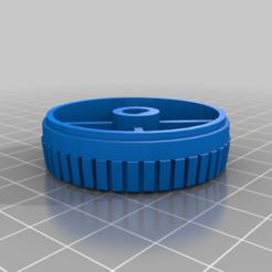 Download free STL file Bevelled Atari Wheel • 3D print design, AgentPothead