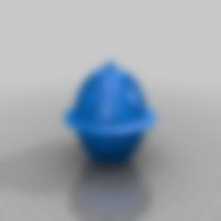 Download free 3D printing files Metal Slug Ufo Ornament, AgentPothead