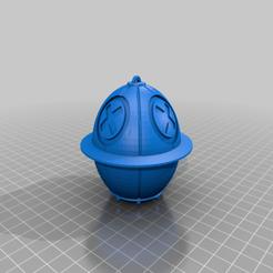 Download free STL file Metal Slug Ufo Ornament • 3D print model, AgentPothead