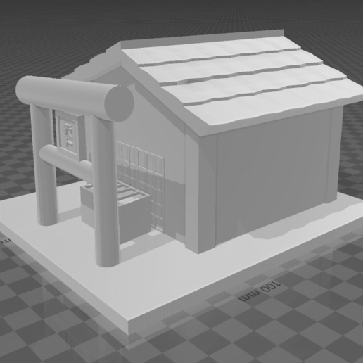 Download 3D print files Yato temple Noragami, jimidrg