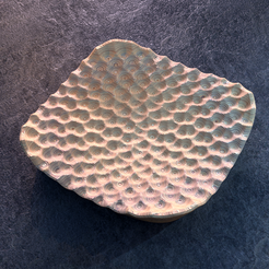 Cavitation-032.png Download STL file Cavitation Coaster 032 • 3D printer object, DaveMans