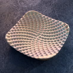 Cavitation-045.png Download STL file Cavitation Coaster 045 • 3D print model, DaveMans