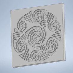 anaca2.JPG Télécharger fichier STL gratuit Anaca arte e cultura Mold • Modèle pour imprimante 3D, 3degon