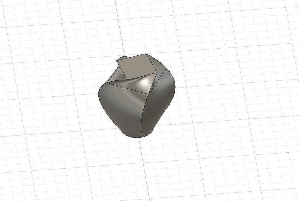 Capturar.JPG Télécharger fichier STL gratuit Conteneur Lofted • Modèle pour imprimante 3D, 3degon