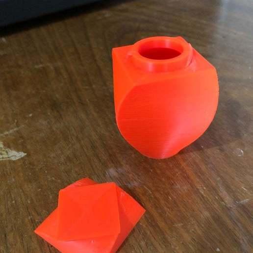 IMG_4638.jpg Télécharger fichier STL gratuit Conteneur Lofted • Modèle pour imprimante 3D, 3degon
