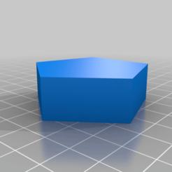 Download free STL file Pentagon Container Small • 3D printable design, 3degon