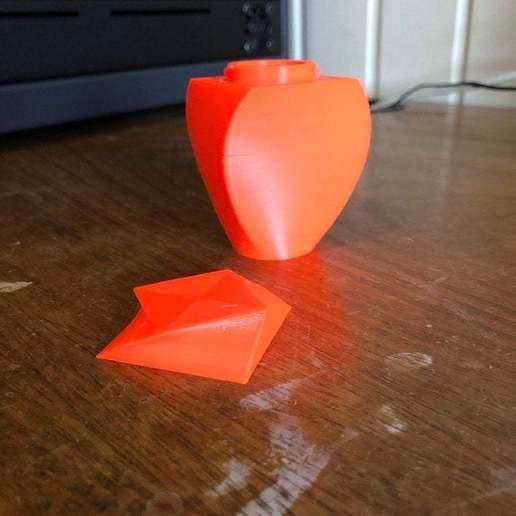 IMG_4639.jpg Télécharger fichier STL gratuit Conteneur Lofted • Modèle pour imprimante 3D, 3degon