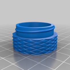 coiled_container_bot.png Télécharger fichier STL gratuit Petit conteneur enroulé • Plan imprimable en 3D, 3degon