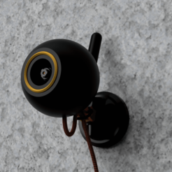 Sphère_Cam_2020-May-29_02-28-19PM-000_CustomizedView15017656245.png Download STL file Surveillance camera - ESP32 cam • Design to 3D print, Yaabaa