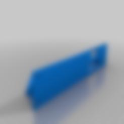 Download free 3D printer designs Rasperry Pi rack with ventilation, Fanaatti