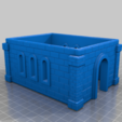 Download free STL file Tabletop - Church buildings • Template to 3D print, Fanaatti