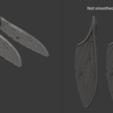 Télécharger fichier STL gratuit Ailes de dragon • Modèle imprimable en 3D, Fanaatti