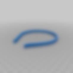 Télécharger fichier 3D gratuit Bandeau de projet, modèle plus épais, Fanaatti