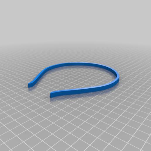 Download free STL file Project Headband, thicker model, Fanaatti