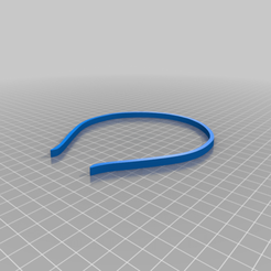 Download free STL file Project Headband, thicker model, Fanaatti