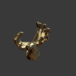 Hands.png Download free STL file Chiral crystal • 3D printing object, Fanaatti