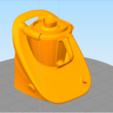 Download 3D printer model Bimby Thermomix Tm5, fedoh