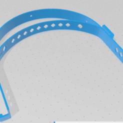 Descargar modelos 3D gratis Visera protectora para el COVID-19, alejnadrocolomagamer