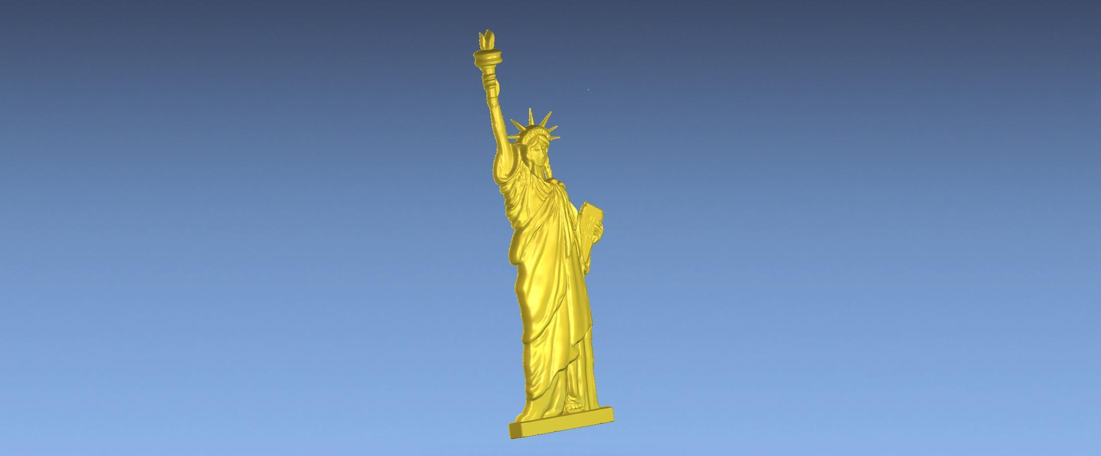 2.jpg Download free STL file LIBRETY STATUE 3D STL FILE • 3D printing design, ALPHA_MENA